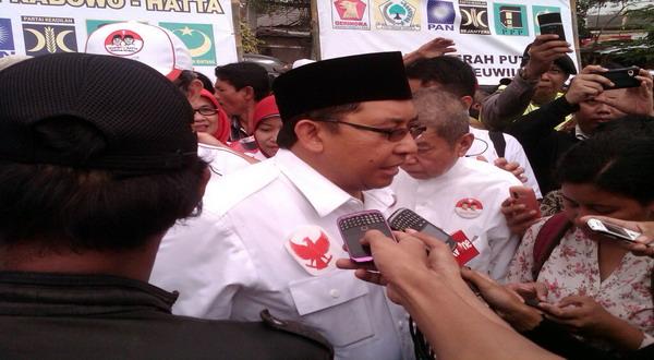 Fadli: Prabowo Itu Orde Bangkit Bukan Orba
