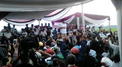 Jika Terpilih, Prabowo Jamin Pemerintahnya Tak Bisa Dibeli