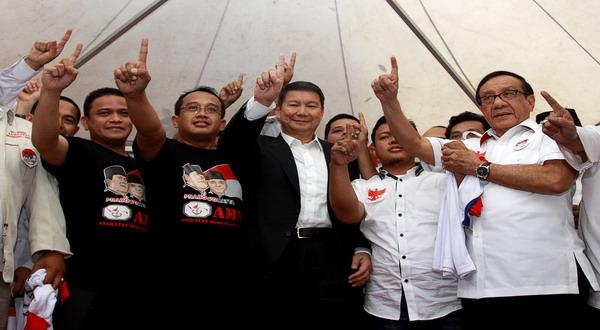 Hashim: Jangan Ragukan Nasionalisme Prabowo