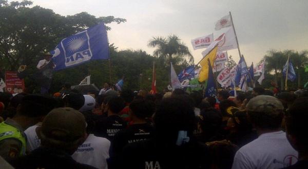 Umuh Muchtar Yakin Prabowo-Hatta Menang 65% di Jabar