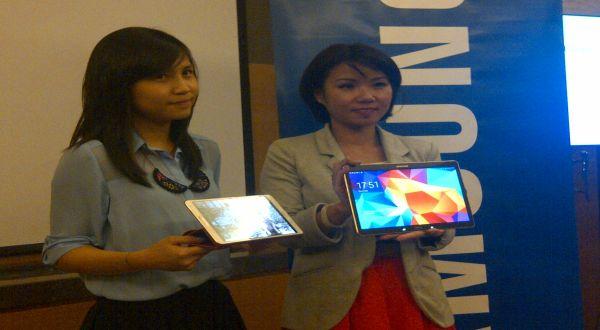 Galaxy Tab S Diluncurkan, Berapa Harganya di Indonesia?