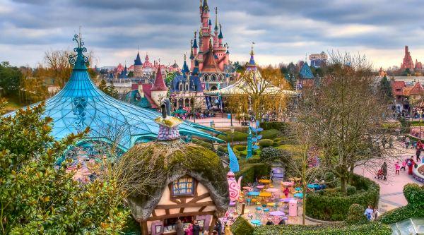 Asyik, Disneyland Paris Buka Atraksi Ratatouille!