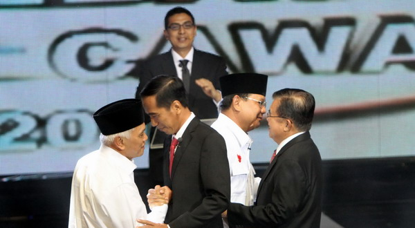 Jokowi Salah, KLH Tak Pernah Keluarkan Green City untuk Solo
