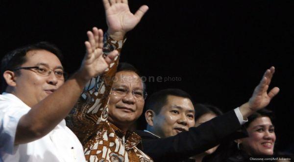 Gerindra: Prabowo Hadapi Jokowi Secara Presidensial