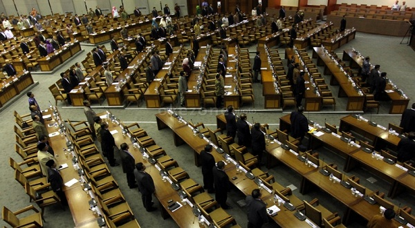 Bahas Merpati, Internal DPR Samakan Pandangan Dahulu (Ilustrasi: Okezone)