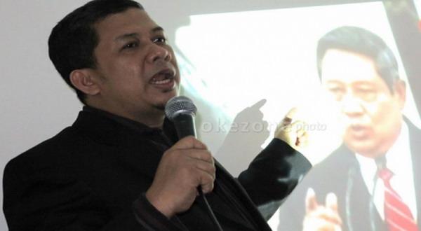 Fahri: Kubu Jokowi Seolah Selalu Dizalimi