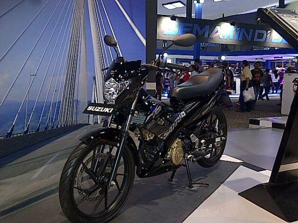 Suzuki Satria (foto: Arief Aszhari/Okezone)