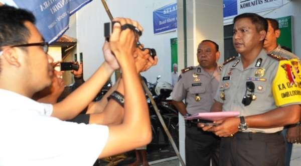 Polisi Terapkan Penjagaan Khusus di 12 TPS Rawan 1 di Indramayu