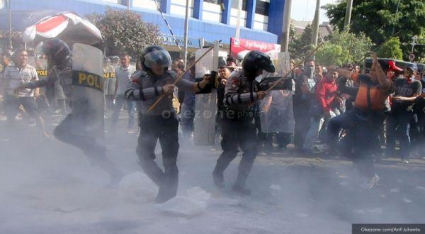 Personel Polisi Tanpa Senjata Siap Amankan Pilpres
