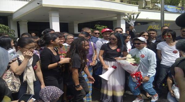 Abdee Slank Kirim Petisi ke KPU