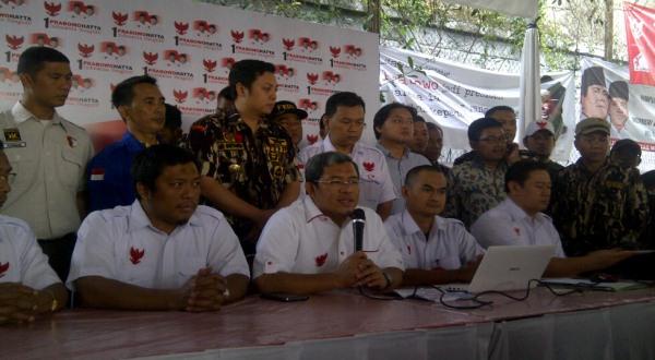 Timses Prabowo-Hatta
