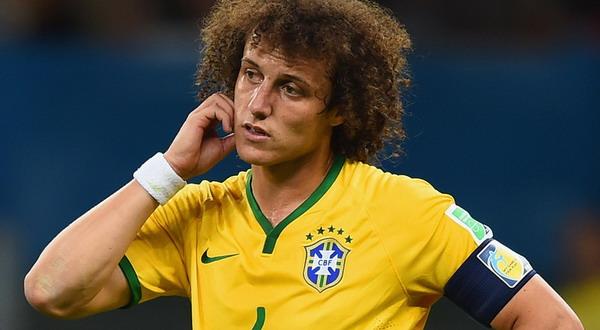 David Luiz - bek timnas Brasil / ist
