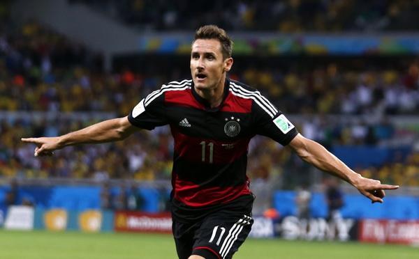 Situs Bola - Miroslav Klose Fokus Di Semi Final