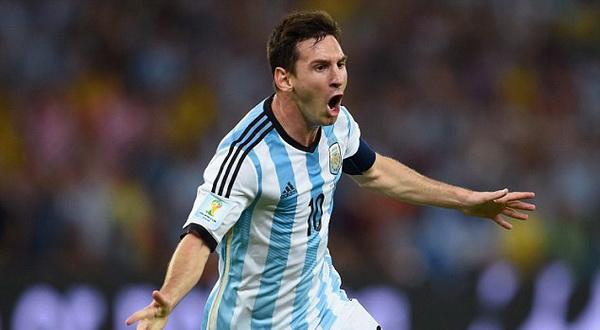 Situs Bola - Tim Tango bergantung terhadap Messi