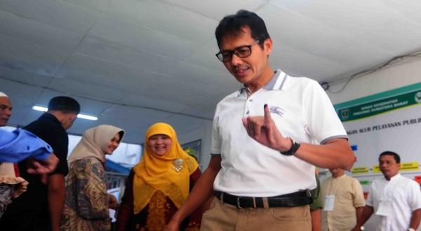 Suara Prabowo-Hatta di Sumbar Ditargetkan 80%