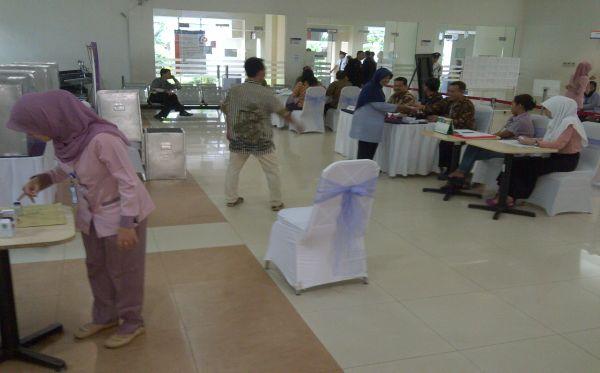 RSCM Sediakan 2 TPS di Hari Pencoblosan
