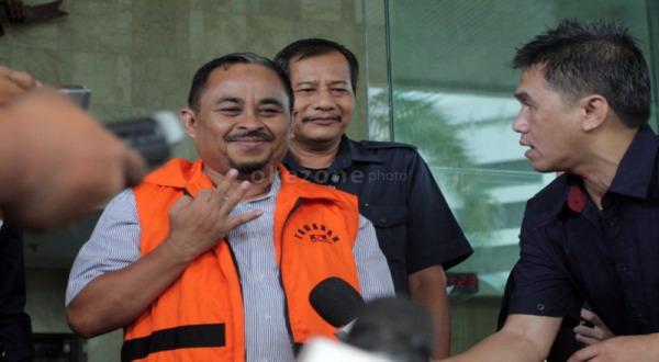 Luthfi Hasan Ishaaq Senang Sudah Nyoblos