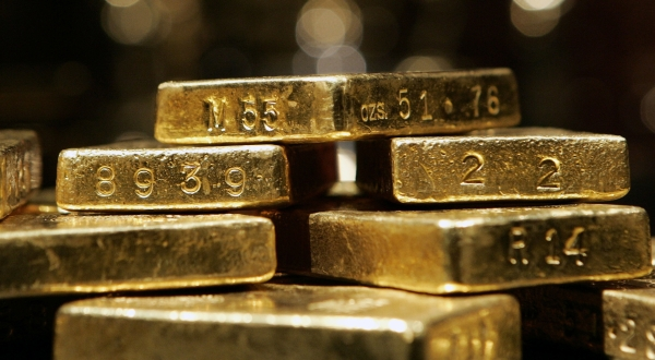 Usai Pilpres, Harga Emas Antam Turun Rp1.000/Gram (Ilustrasi: Reuters)