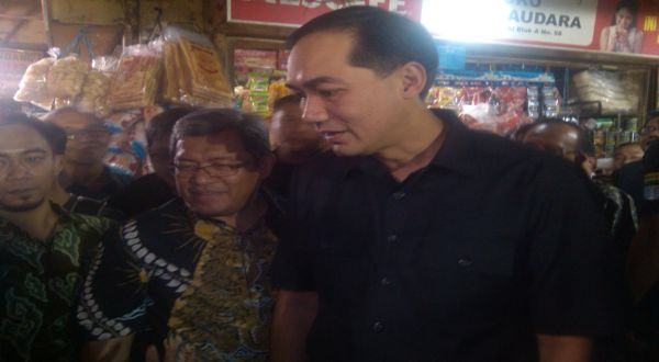 Mendag Nilai Harga Stabil Cenderung Menurun di Bandung (Foto: Kurniasih MJ/Okezone)