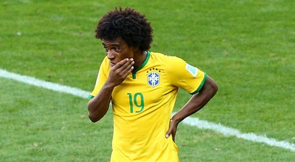Situs Bola - Willian Borges da Silva tak bisa berkata-kata lagi