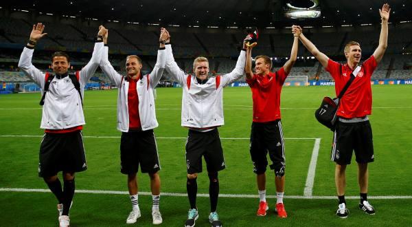 Situs Bola - German Akan Berlanjut Ke Final Piala Dunia