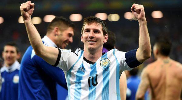 Situs Bola - Argentina Sampai Ke Piala Dunia 2014 Brasil