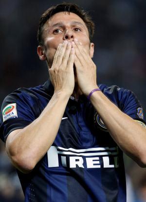 Situs Bola -  Javier Zanetti Musim Depan Menjadi Wakil Preside