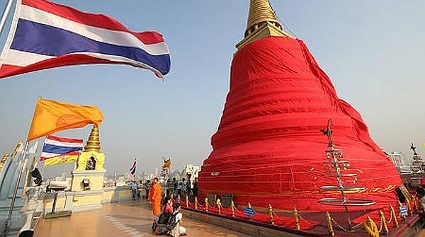 Kuil Paling Keren di Bangkok