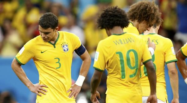 Situs Bola - Brazil Merasakan Fustasi Di Piala Dunia Ini