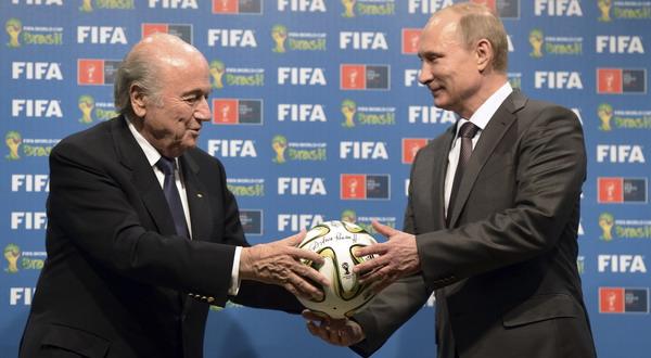 Taruhan Bola - Vladimir Putin : Piala Dunia 2018 Rusia, Takkan Terlupakan
