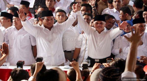 Kemenangan Prabowo-Hatta Sudah di Depan Mata