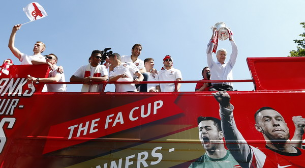 Arsenal yang tidak akan akan masuk top four Premier League musim depan, menurut Michael Owen (Foto: Ist)