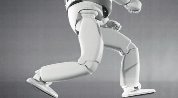 Robot Honda ASIMO Bisa Berlari Kencang