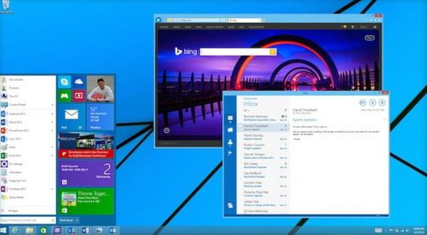 Microsoft Tawarkan Tampilan Baru Windows 9