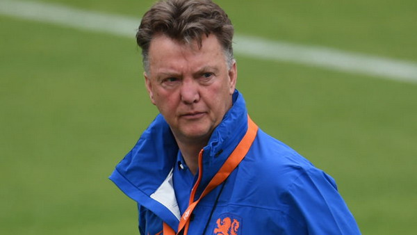 Situs Bola -  United Akan Berjaya Selama Di Bawah Tangan Van Gaal