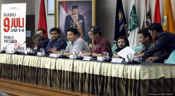 Ketua KPU: Rekapitulasi Luar Negeri Sampai Menjelang Sahur