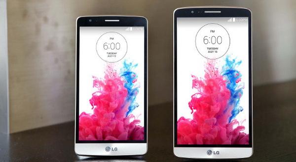 LG Umumkan G3 Beat untuk Pasar Asia