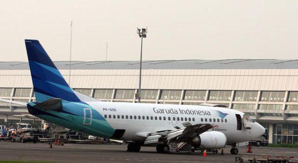 Penerbangan Garuda ke Amsterdam Tidak Melalui Ukraina (Ilustrasi: Okezone)