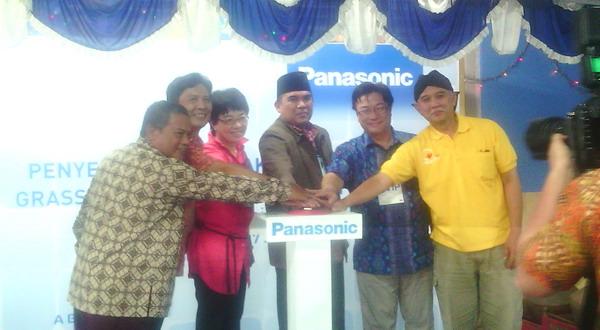Minim Listrik, Panasonic Sediakan Power Supply Container ke Karimunjawa