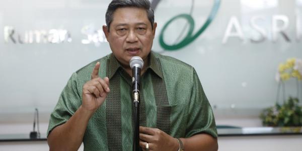 MH17 Dirudal, SBY Minta Dibentuk Investigasi Internasional