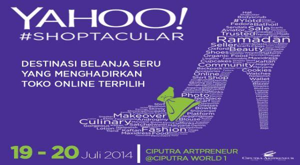 Yahoo Indonesia Tawarkan Aplikasi Menarik dan Portal Belanja Online