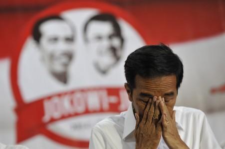 Jokowi Bingung Mengapa Ada Coblosan Ulang di Jakarta