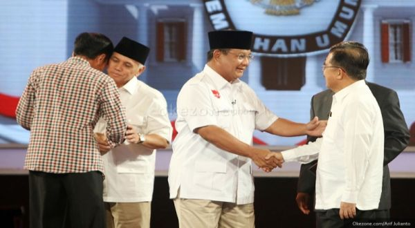 Timses Prabowo dan Jokowi Siap Damai