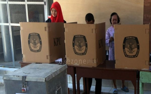 Rekapitulasi Perolehan Suara di Jakarta Ditunda