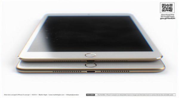 Apple akan Rilis iPad Mini Tahun Ini