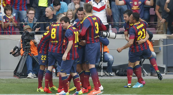 Situs Bola - Barcelona Menurunkan Pemain Baru Buat Melawan Recreativo Huelva