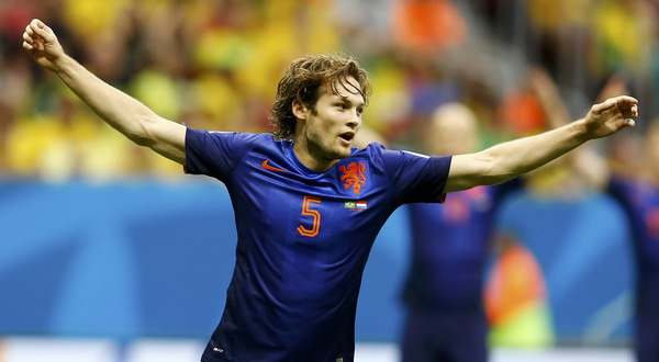 Daley Blind (Foto: Reuters)