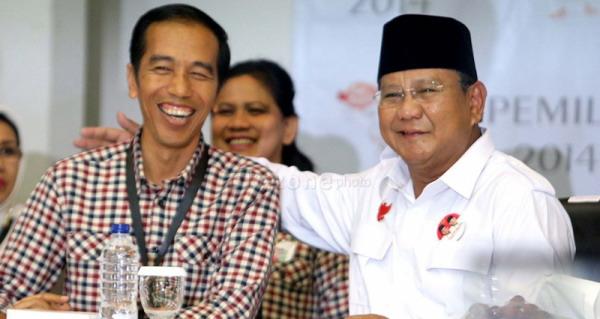 Jangan Rusuh, Prabowo & Jokowi Sama-Sama Pilihan Rakyat