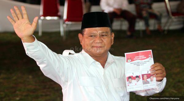 Real Count KPU, Prabowo-Hatta Unggul Sementara