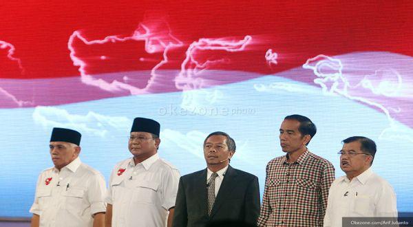 Kutip Hadist, SBY Minta Prabowo dan Jokowi Hindari Prasangka Buruk
